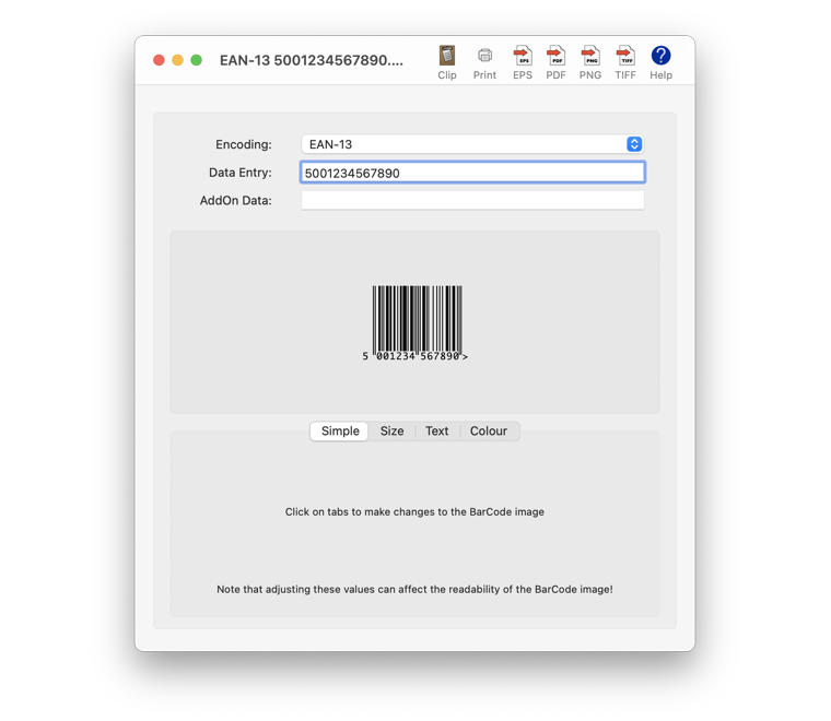 Scorpion Research releases Scorpion BarCode 2.90 for Apple macOS Image